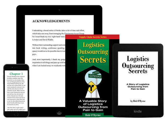 Logistics Outsourcing Secrets
