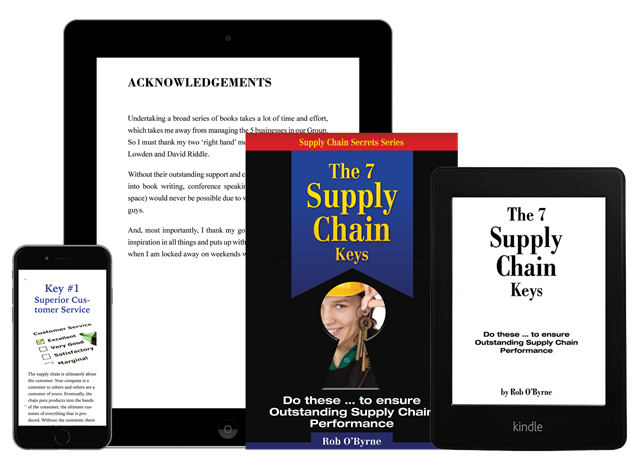 Supply Chain Management Keys