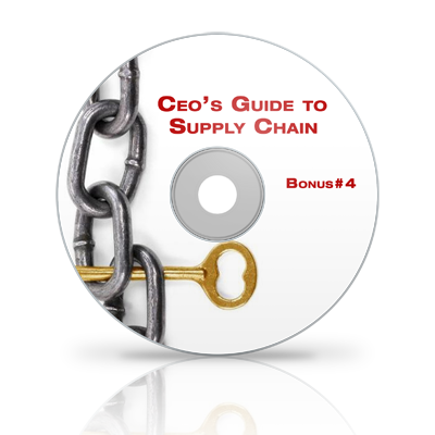 CEO's Guide to Supply Chain