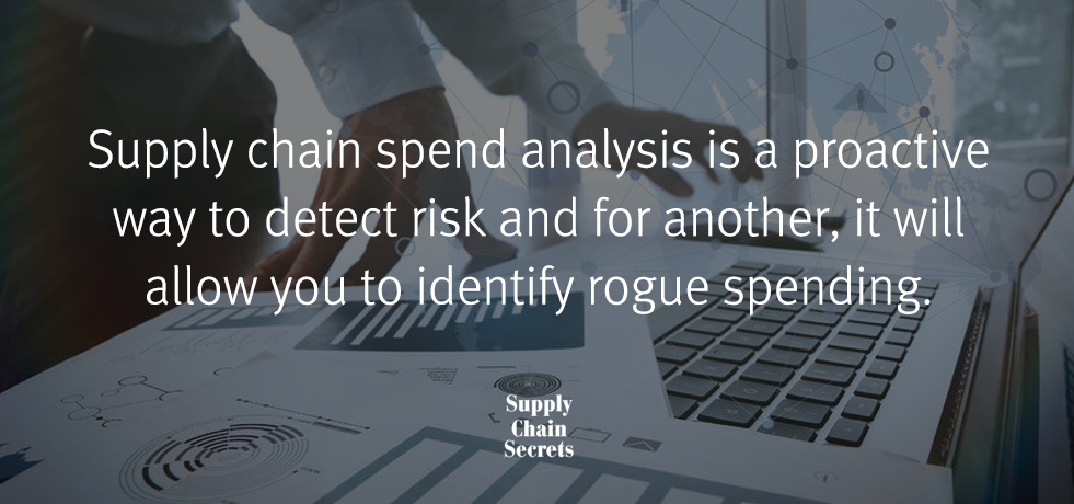 Supply Chain Spend Analysis