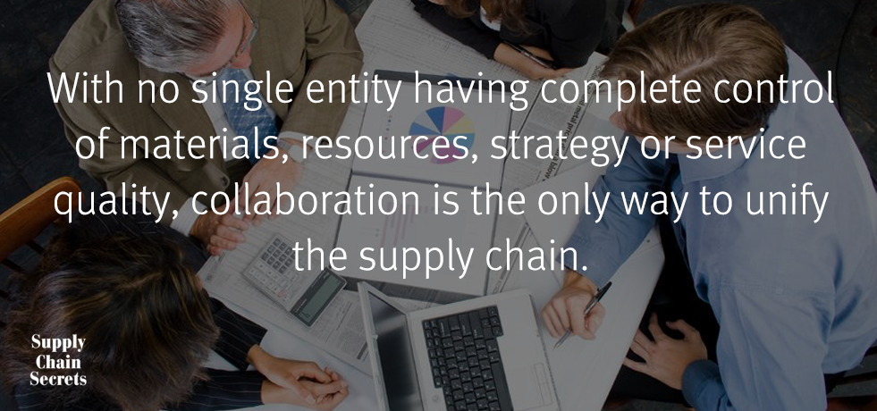 Unifying the Supply Chain