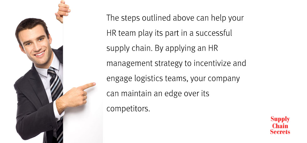 Optimising Logistics and Supply Chain HR Management