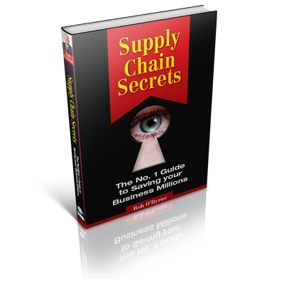 Supply Chain Secrets eBook