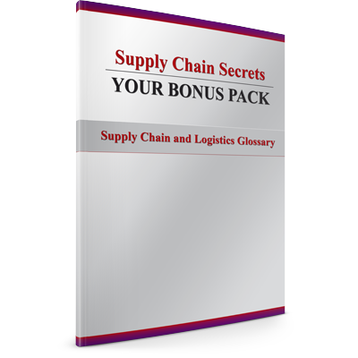 Supply Chain and Logistics Glossary