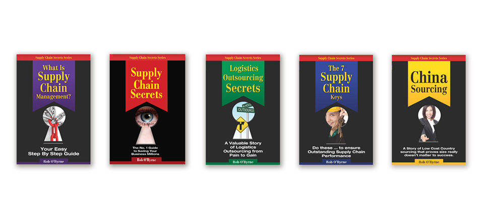 Welcome to Supply Chain Secrets Books