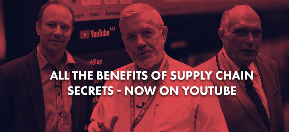 All The Benefits Of Supply Chain Secrets – Now on YouTube
