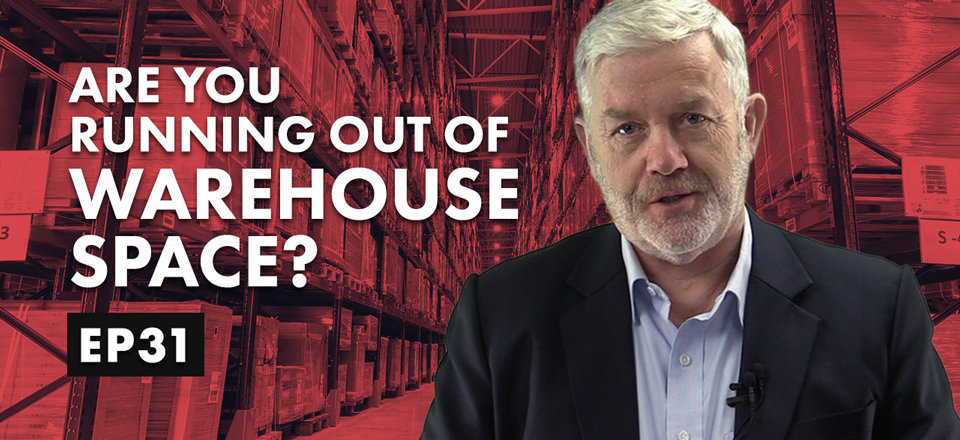 Are You Running Out Of Warehouse Space?