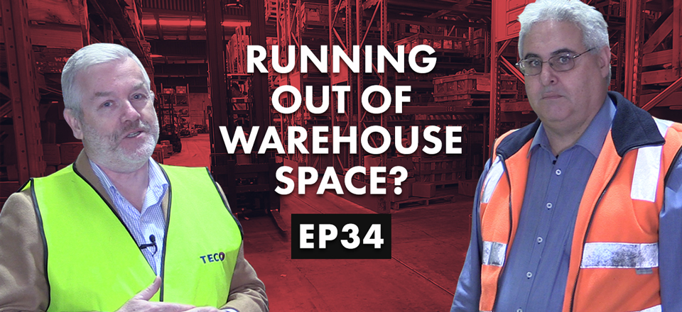 Running Out Of Warehouse Space?