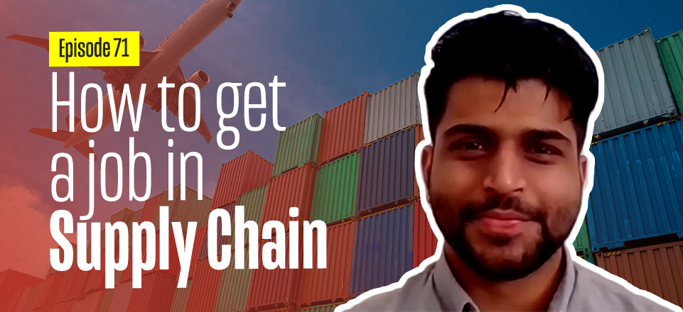 How to Get a Job in Supply Chain in another Country