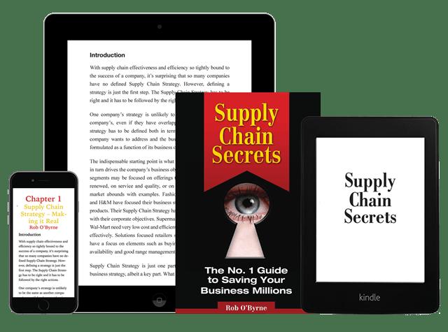 Supply Chain Secrets