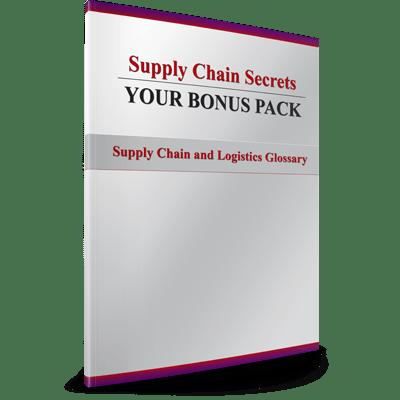 Supply Chain and Logistics Glossary