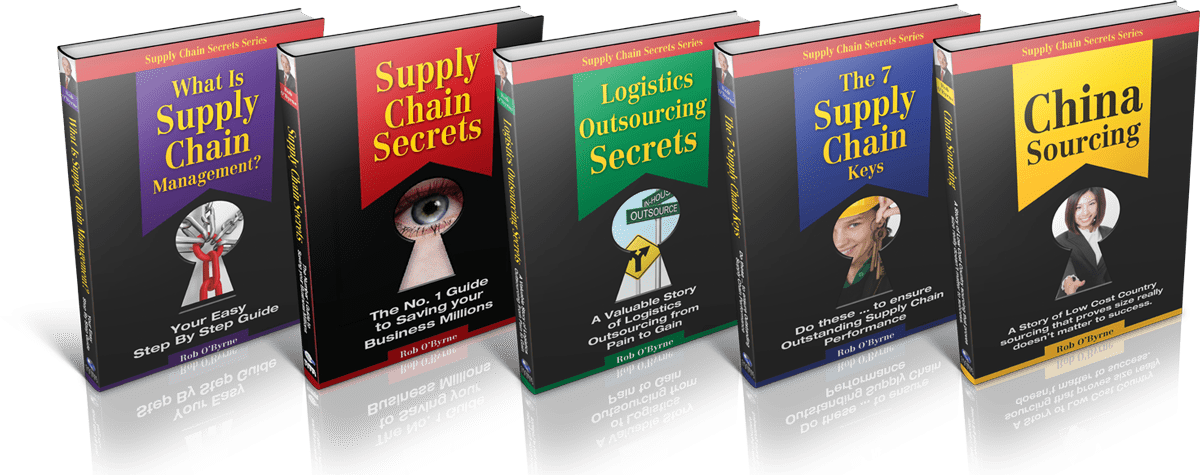Supply Chain Secrets Series