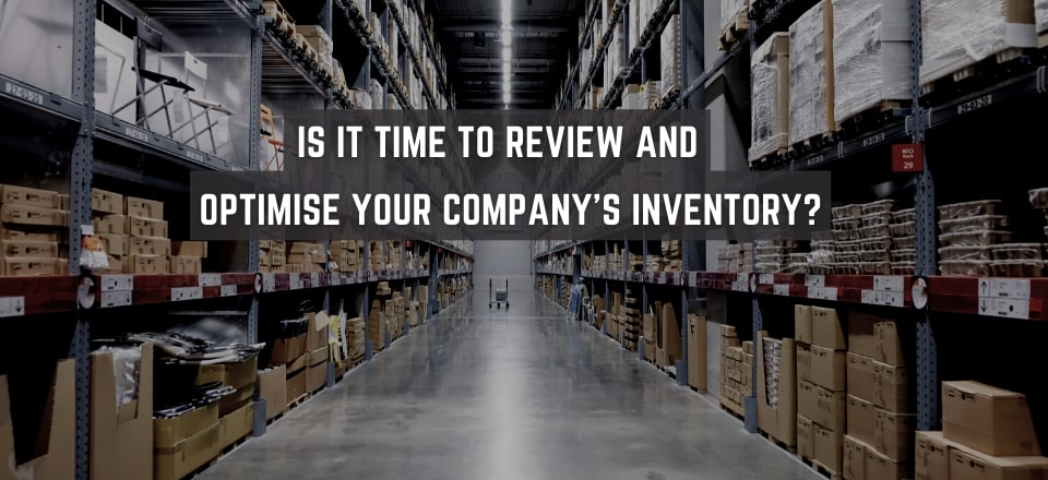 Inventory Optimisation: How Much Stock is Right for Your Company?